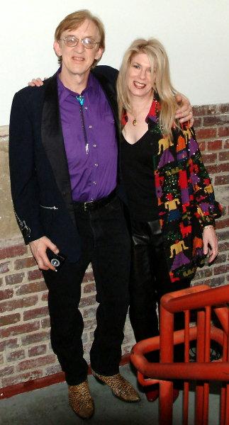 Bill Kirchen and Dagmar