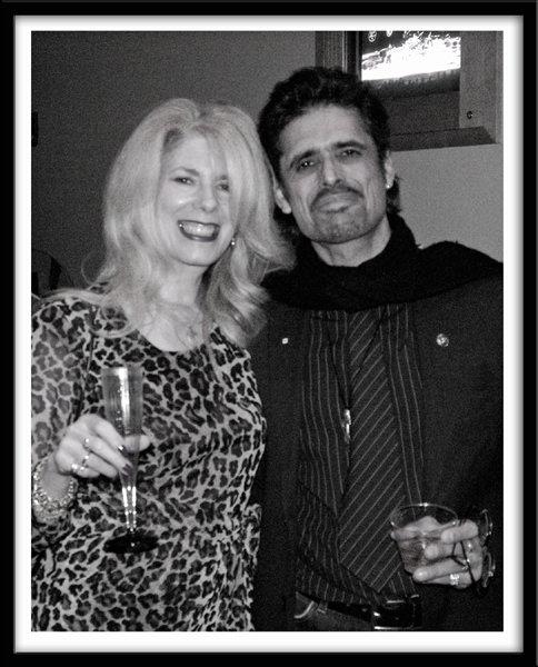 Dagmar and Johnny Bombay